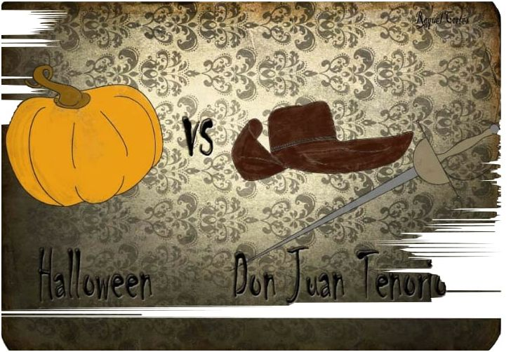 Halloween vs Don Juan Tenorio